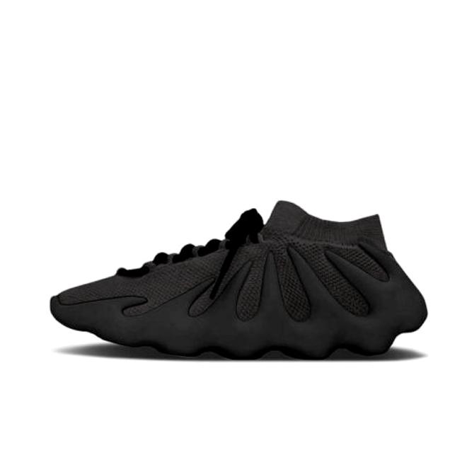 adidas Yeezy 450 'Dark Slate' zijaanzicht