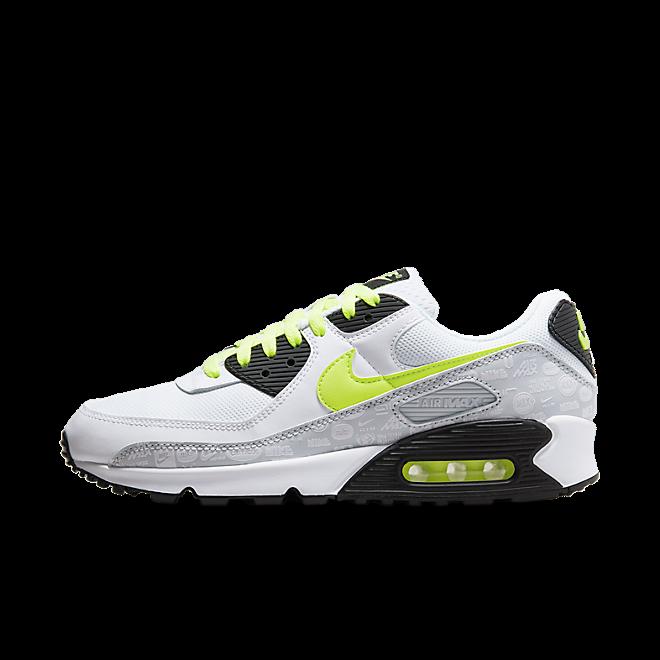Nike Air Max 90 'White/Volt'