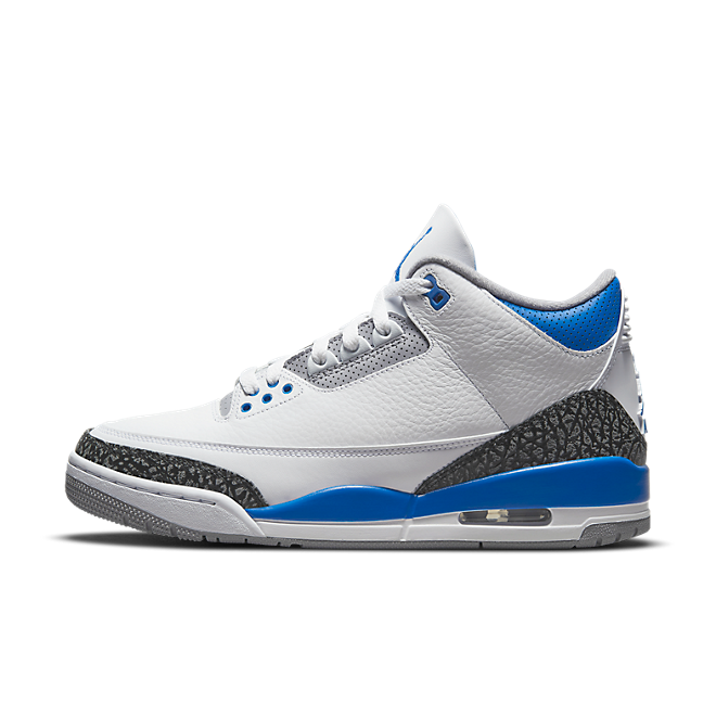 Air Jordan 3 Retro 'Racer Blue' CT8532-145