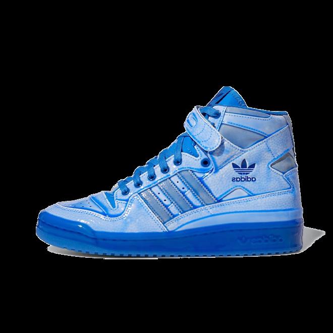Jeremy Scott x adidas Forum Hi 'Blue'