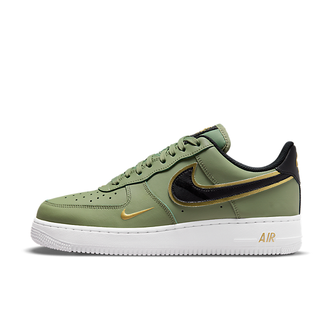 Nike Air Force 1 Low 'Double Swoosh Olive' | DA8481-300 - Sneakerjagers