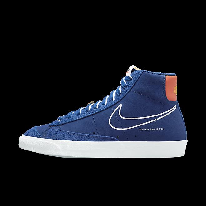Nike Blazer Mid 77 First Use Deep Royal Blue