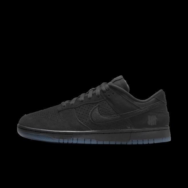 UNDFTD X Nike Dunk Low 'Black'