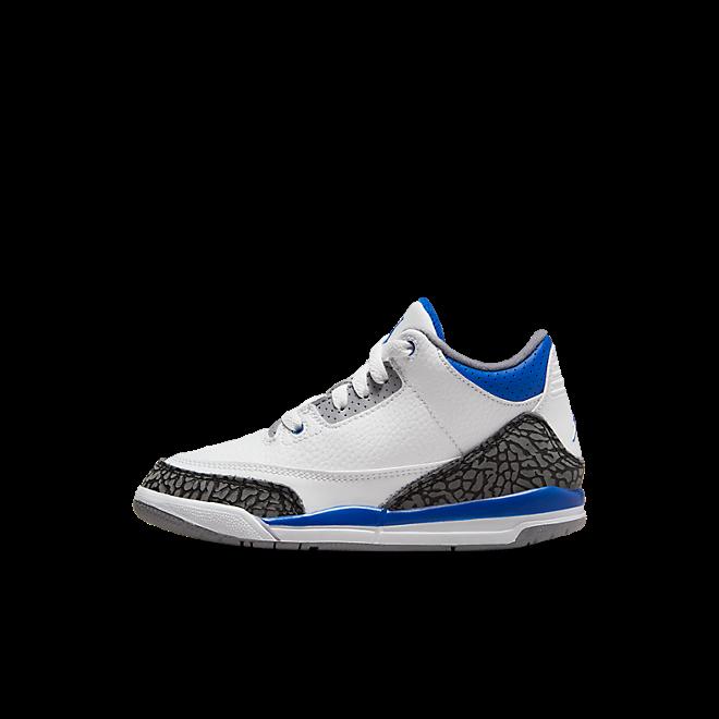 Air Jordan 3 Retro PS 'Racer Blue'