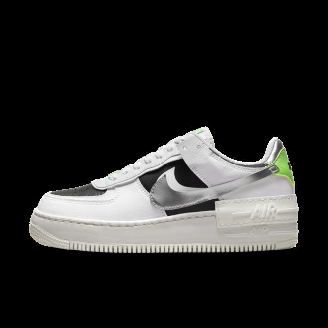 Nike Air Force 1 Shadow 'Silver Swoosh' DN8006-100