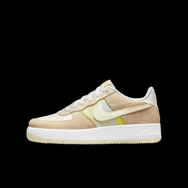 Nike Air Force 1 GS 'Lemon Drop' DM9476-700