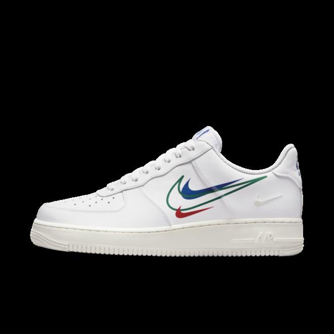 Nike Air Force 1 'Summer of Sports' - Green Swoosh DM9096-101