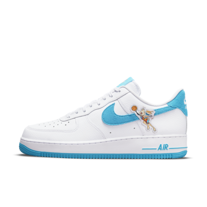 Nike Air Force 1 Space Jam 'Hare'