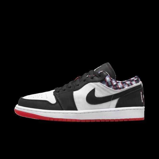 Quai 54 X Air Jordan 1 Low 2021