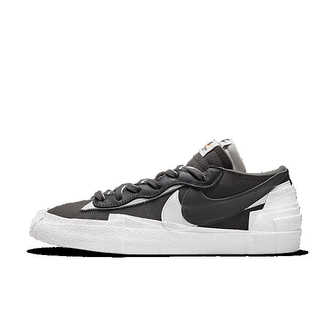Sacai X Nike Blazer Low 'Iron Grey' DD1877-002