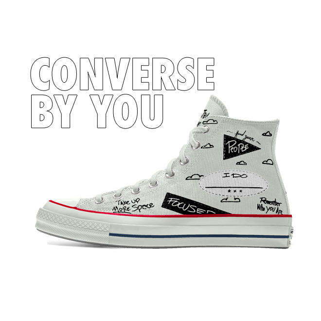 ISSA RAE X Converse Chuck - By You