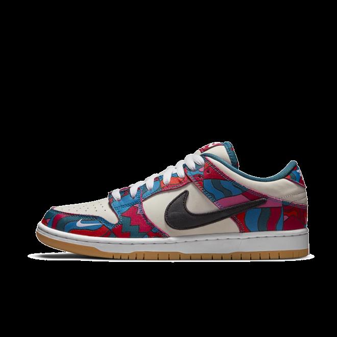 Parra X Nike SB Dunk Low 2021
