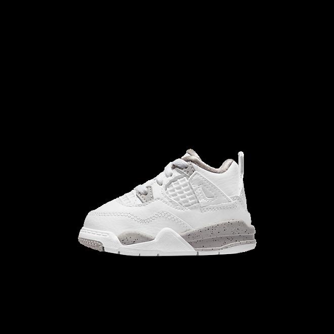 Jordan 4 Retro White Oreo (2021) (TD)