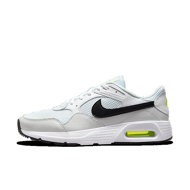 Nike Air Max SC White Photon Dust Black Volt
