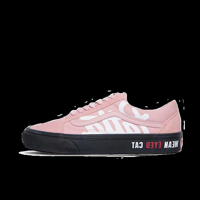 Patta x Vans UA Old Skool VLT LX (Silver Pink/Black) VN0A4BVF5XF1