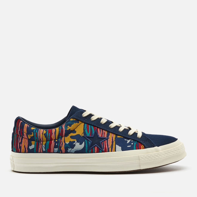 Converse Men's National Parks One Star Ox Trainers