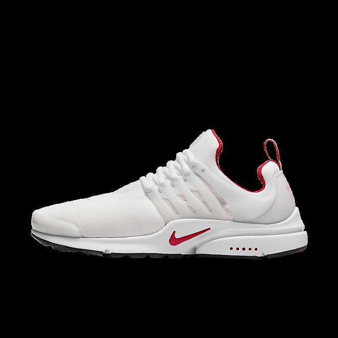 Nike Air Presto White University Red