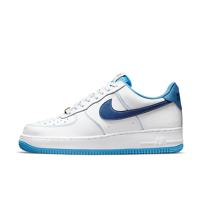 Nike Air Force 1 Low First Use White University Blue