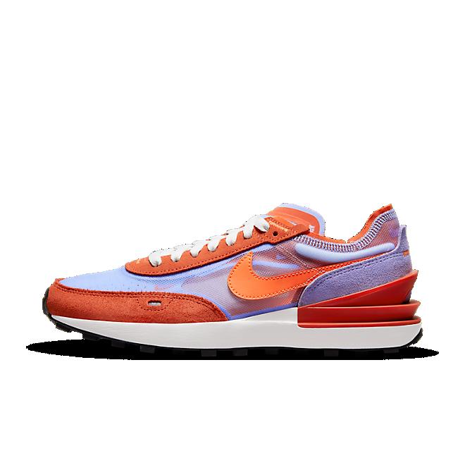 Nike Waffle One Team Orange (W)
