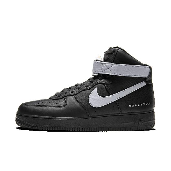 Nike Air Force 1 High x 1017 ALYX 9SM Black Grey (2021)