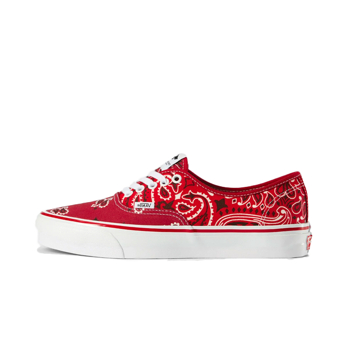 Bedwin X Vans OG Authentic LX 'Red'