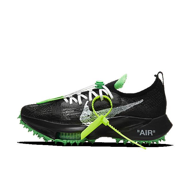Off-White™ x Nike Air Zoom Tempo NEXT% 'Black'