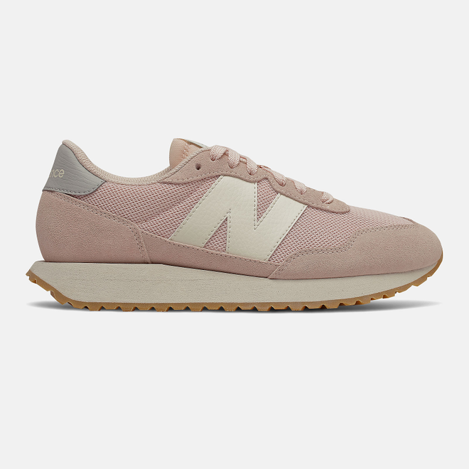 New Balance WS237V1 - Oyster Pink with Storm Blue