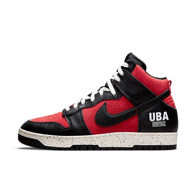 Undercover X Nike Dunk High 1985 'Gym Red'