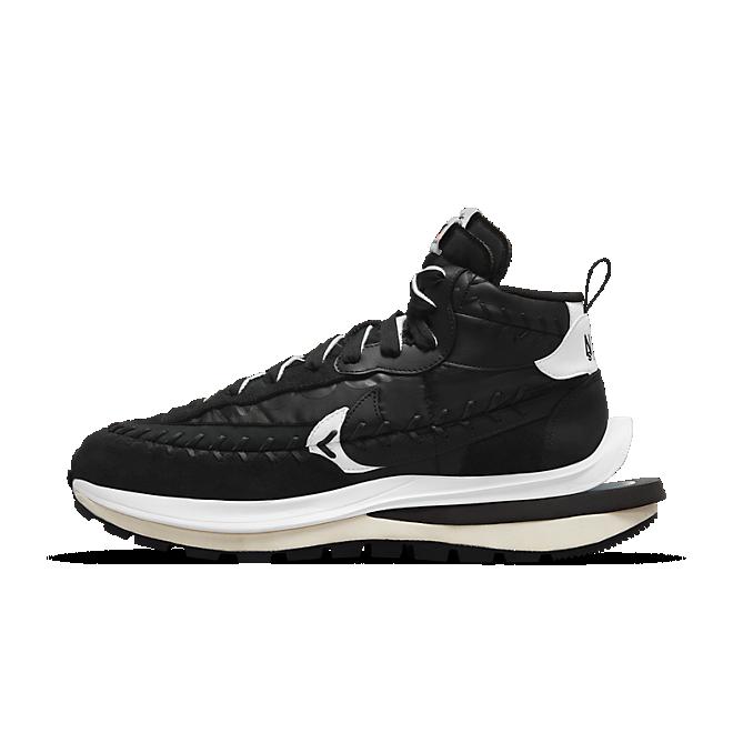 Nike Vaporwaffle sacai Jean Paul Gaultier Black White