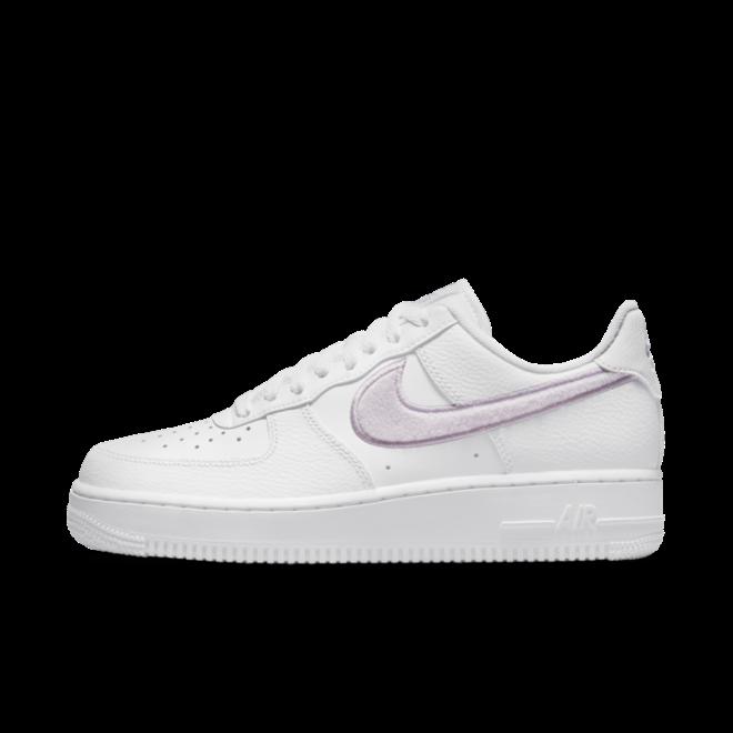 Nike Air Force 1 '07 Essential 'Sea Glass' zijaanzicht