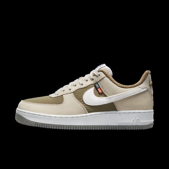 Nike Air Force 1 Low 'Toasty' zijaanzicht