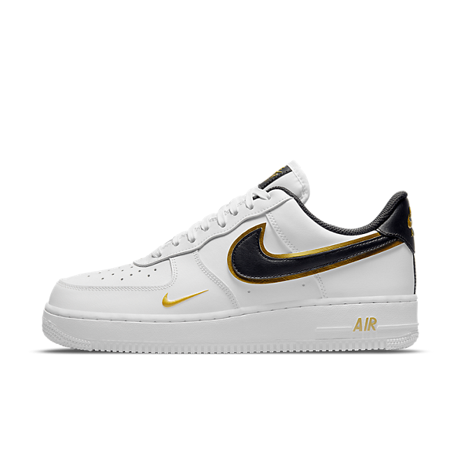 Nike Air Force 1 Low Gold 'Double Swoosh'