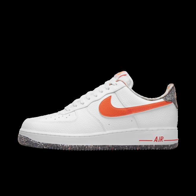 Nike Air Force 1 'White/Orange' DM9098-100