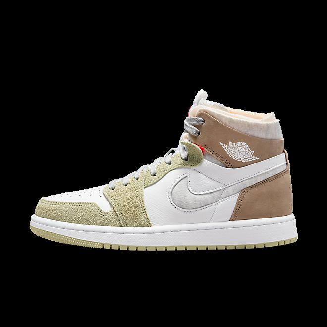 Air Jordan 1 High Zoom CMFT 'Olive Aura' CT0979-102