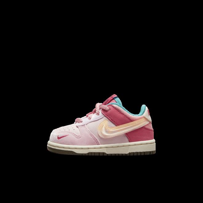 Social Status X Nike Dunk Low TD 'Light Soft Pink'