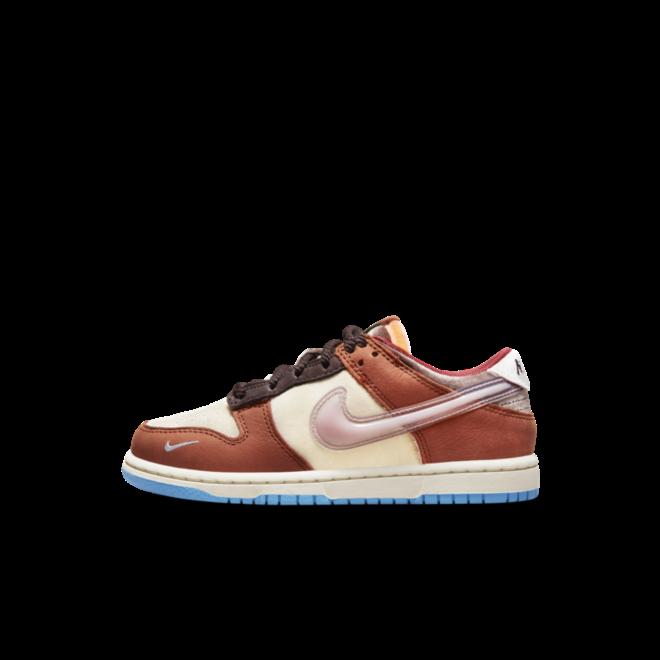 Social Status X Nike Dunk Low PS 'Burnt Brown'