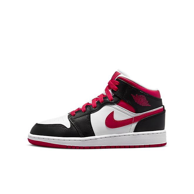 Air Jordan 1 Mid Very Berry (GS)
