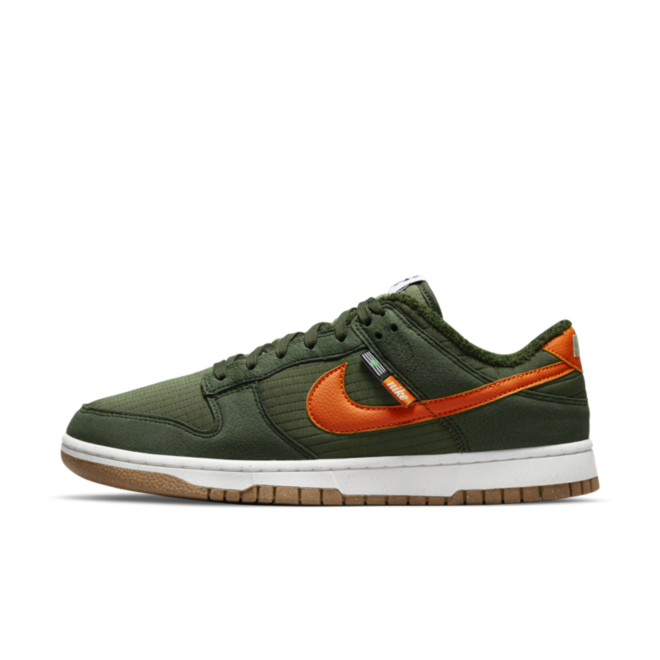 Nike Dunk Low Toasty Pack - Green