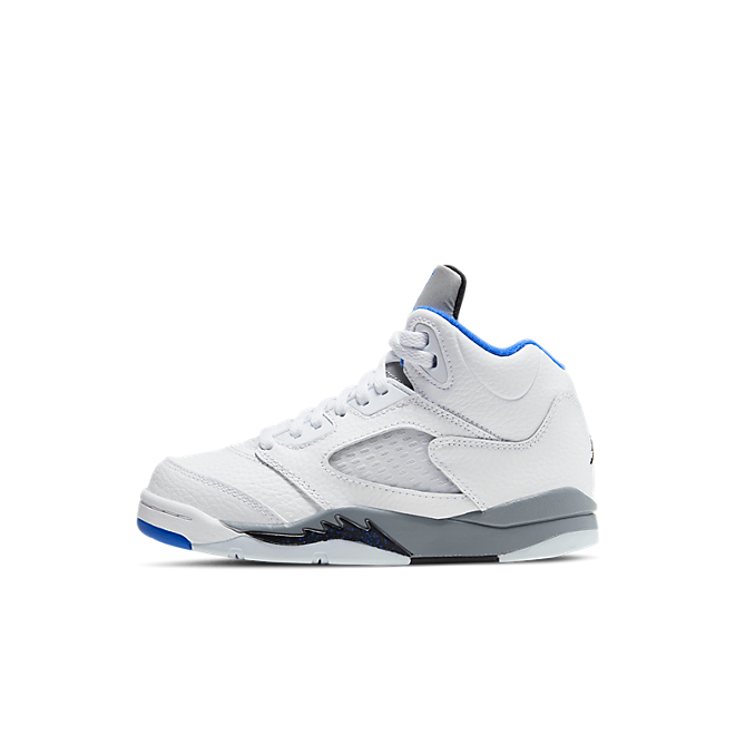 Jordan 5 Retro White Stealth (2021) (PS)