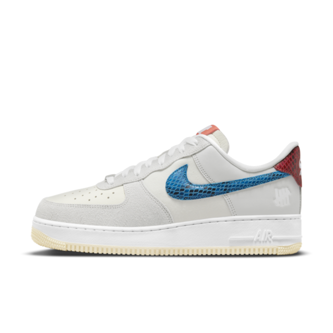 UNDFTD X Nike Air Force 1 Low '5 On It'