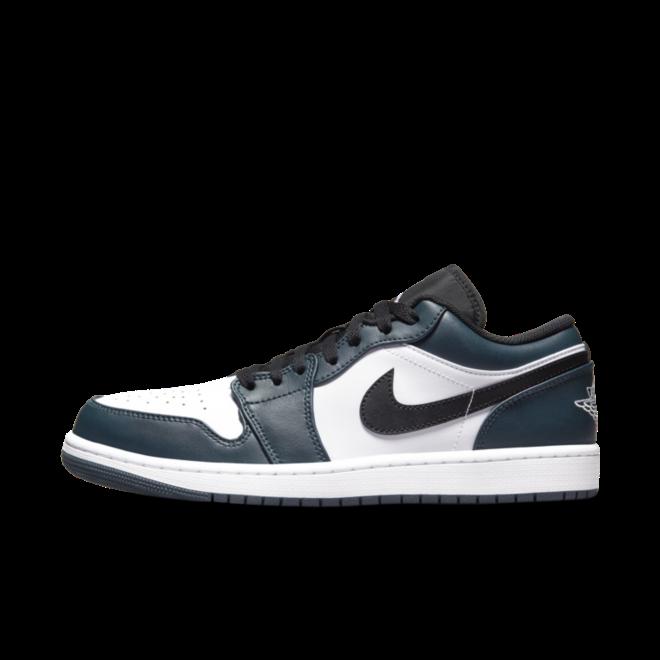 Air Jordan 1 Low 'Dark Teal' 553558-411