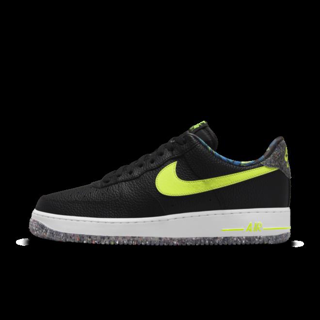 Nike Air Force 1 'Black/Neon'