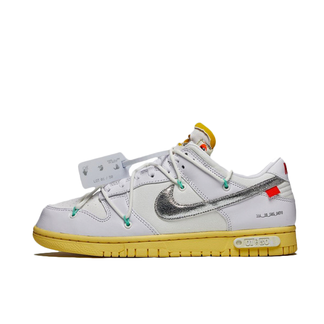 Off-White x Nike Dunk Low Lot 1