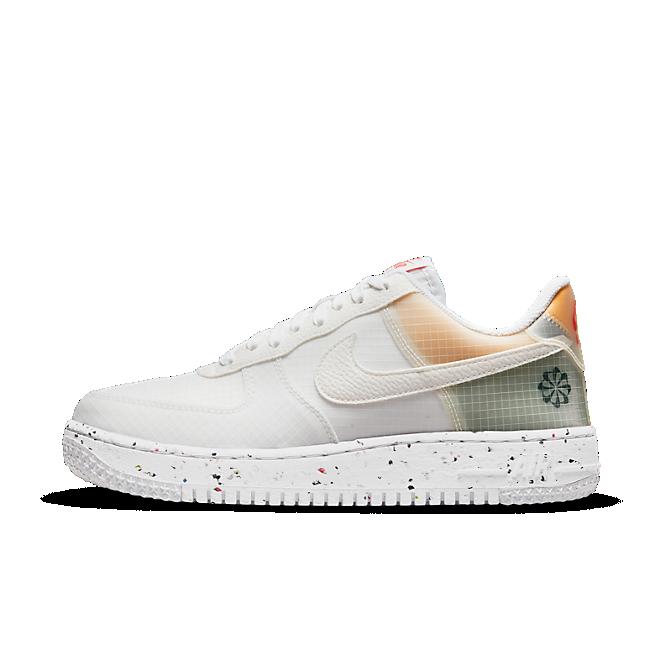 Nike Nike Air Force 1 Crater Orange White (2021)