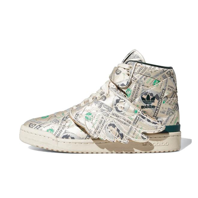 Jeremy Scott X adidas Forum Wings 1.0 'Money' Q46154