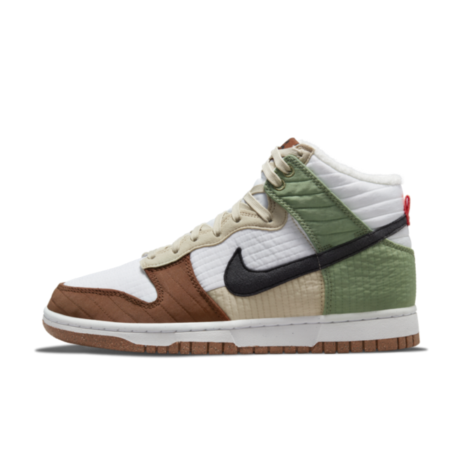 Nike Dunk High 'Toasty'