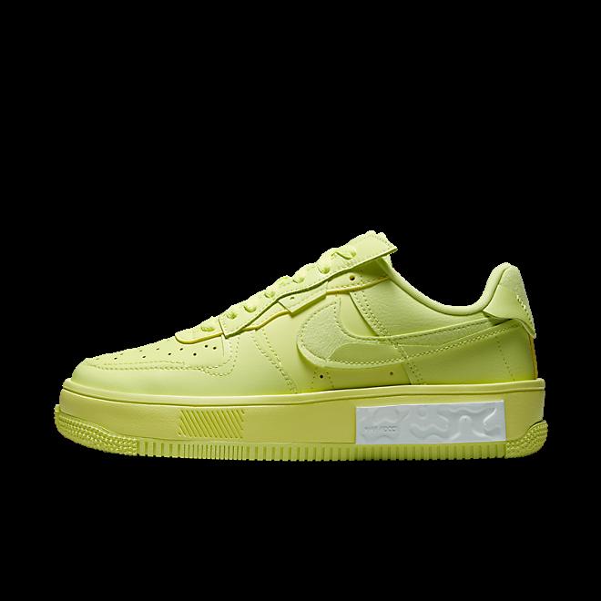 Nike Air Force 1 Fontanka Yellow Strike
