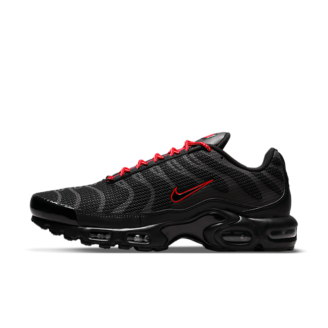 Nike Air Max Plus Black Red Reflective