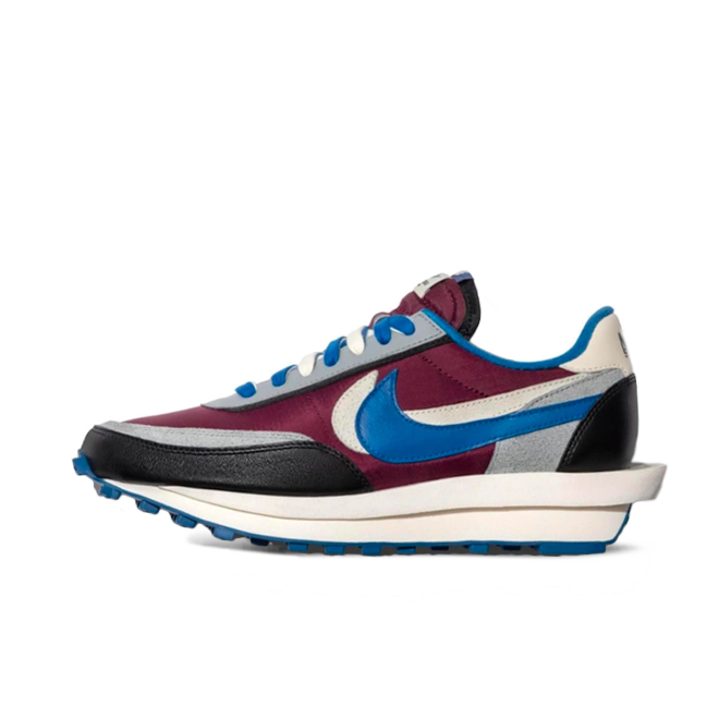 Undercover X Sacai X Nike LDWaffle 'Maroon' DJ4877-600