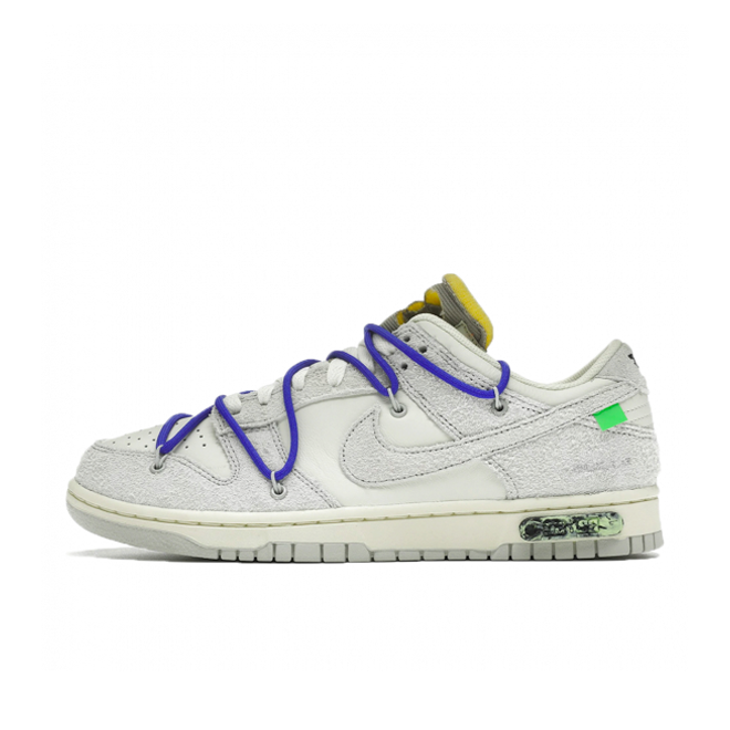 Off-White x Nike Dunk Low Lot 32